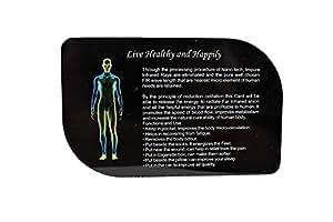 Anti radiation bio energy card nano health card amazon bags share facebook twitter pinterest mozeypictures Choice Image