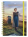 Doctor Who Notizbuch mit Spiralbindung, A5, 13th Doctor