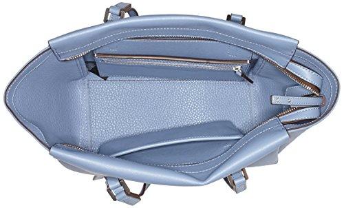 Calvin Klein Jeans M4rissa Medium Tote, Sacs portés épaule Bleu (Cashmere Blue)
