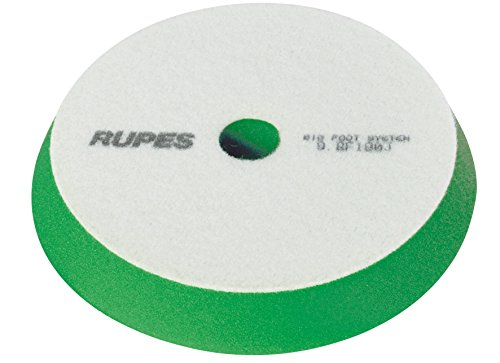 RUPES éponge de polissage Medium (Vert) 150/180 mm