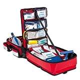 Notfallrucksack Profil rot gefüllt Modul A+B