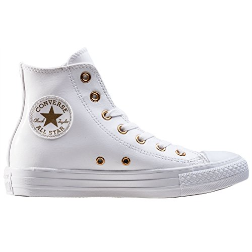 Converse Damen Ctas Hi Sneakers White
