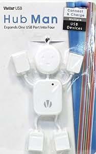 Hubman USB expansion White