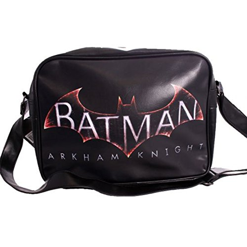 Unbekannt Batman Umhängetasche Arkham Night Logo