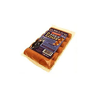 Berry Suet Log 6 Pack (540g) (Pack of 6) from Suet to Go