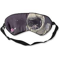Eye Mask Eyeshade Astronaut Sketch Sleep Mask Blindfold Eyepatch Adjustable Head Strap preisvergleich bei billige-tabletten.eu