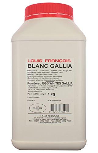 La boutique des pâtissiers - Blanc d'oeuf séché Gallia 1kg