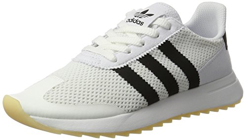 best value ec31f c6eb1 adidas FLB W, Zapatillas de Gimnasia para Mujer, Marfil (Running WhiteCore