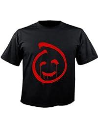 Motiv Fun T-Shirt The Mentalist Simon Baker Red John Kino Kult Dvd Motiv Nr. 3571