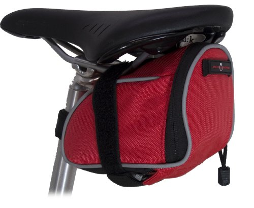 Banjo Brothers Deluxe Sitz Tasche, 03010R, rot, S