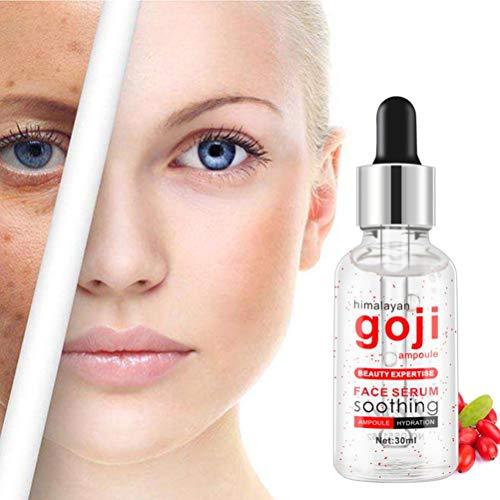 TIREOW Goji Beeren Serum für Gesicht aktuelles Gesichtsserum mit Hyaluronsäure Vitamin