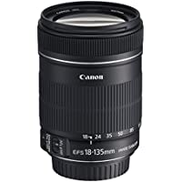 Canon EF-S 18-135 mm f/3.5-5.6 IS Lens (Certified Refurbished)