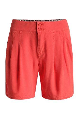 ESPRIT Short  Femme Rouge - Rot (610 hot coral)