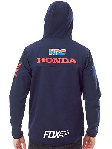 Fox Jacke Honda HRC Gariboldi Thermabond Blau