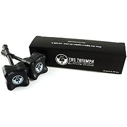 5,8GHz TBS Triumph Antennas Set RHCP RP-SMA - Team BlackSheep - N-FACTORY-DE