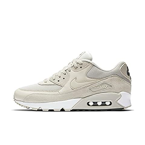 537384 132|Nike Air Max 90 Essential Sneaker Beige|47