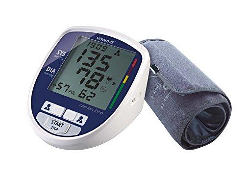visomat 24035 comfort form - Tensiómetro de brazo