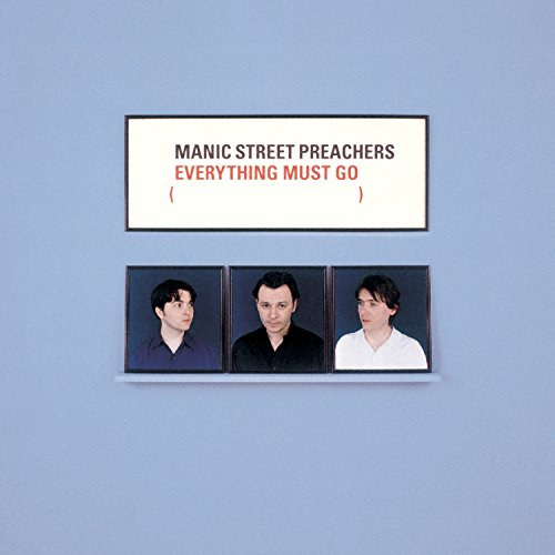 Manic Street Preachers: Everything Must Go (Audio CD)