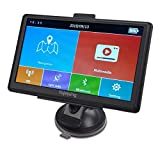 YoJetSing GPS de Navigation GPS avec écran Tactile capacitif 8 Go 256 Mo pour...