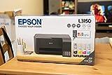 Epson EcoTank L3150 Wi-Fi All-in-One Ink Tank Printer (Black) Amazon Rs. 12559.00