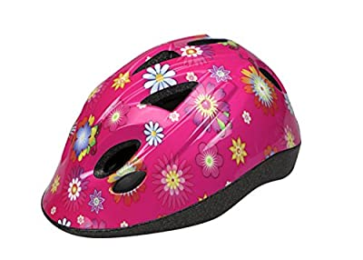 Helmet Child Girl Pink 47–53cm Bike 6134rosa by ONOGAL