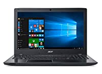 Acer Aspire E15 E5-575 15.6-inch Laptop (7th Gen Core i3 7130U/4GB/1TB/Windows 10 Home 64 bit/Integrated Graphics), Obsidian Black
