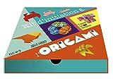 Kit d'initiation à l'origami : Avec 80 feuilles...