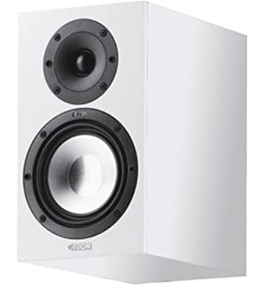 Canton GLE 426 coppia diffusori da scaffale BIANCHI in offerta - Polaris Audio Hi Fi