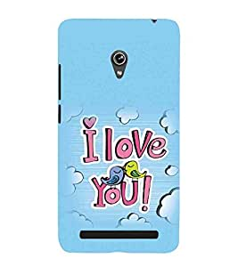 For Asus Zenfone 6 A600CG man ( man, amezing man, grey wallpaper ) Printed Designer Back Case Cover By TAKKLOO