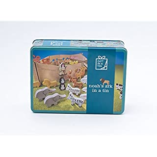Apples to Pears Noah's Ark In A Tin
