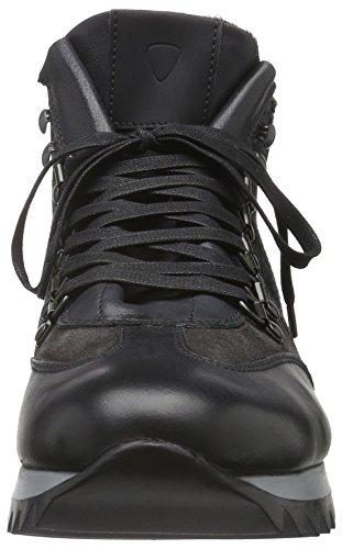 Strellson New Claude High, Baskets Basses Homme Noir - Noir (900)