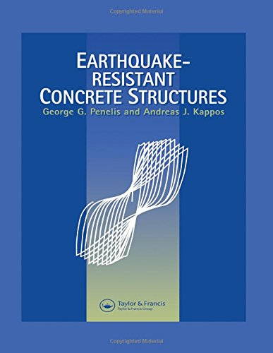 Earthquake Resistant Concrete Structures
