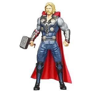 Hasbro – 37490 – Marvel Avengers – Mighty Battlers – Thor – Figurine 15 cm (Import Royaume Uni)