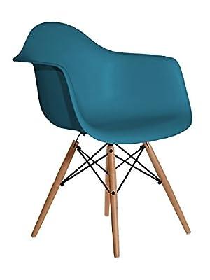 Aryana Home Eames Replik Sessel, 59x 62x 82,50cm von Aryana Home - Gartenmöbel von Du und Dein Garten