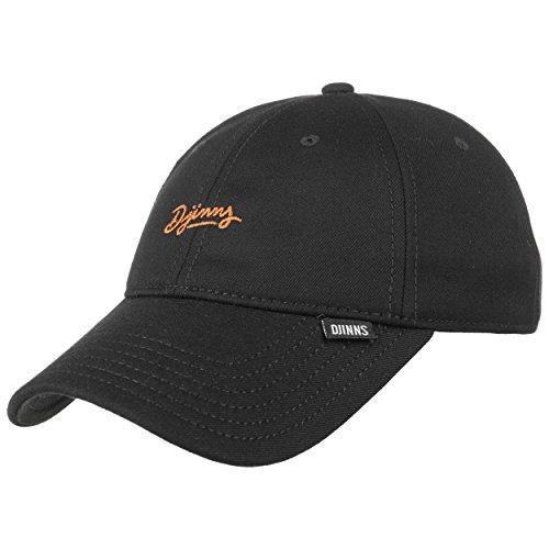 DJINNS - FineTex - Curved Visor Dad Cap Baseballcap Homme Chapeau Casquette de Baseball Caps