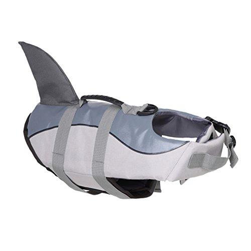Unbekannt Pro Pet Life Jacken und Schwimmen Schwimmer für die Sicherheit Weste lifejacket Lifesaver für kleine mittlere große Hunde und Katzen mit Kostüm Bademode