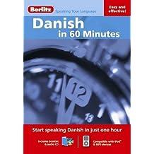 Berlitz Language: Danish In 60 Minutes (Berlitz in 60 Minutes)