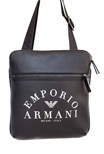 Emporio Armani sac bandoulière homme black
