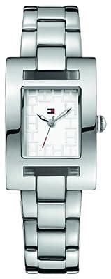 Tommy Hilfiger 1781065 - Reloj analógico de mujer de cuarzo con correa de acero inoxidable