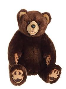 Gipsy - Oso Grizzly Sentado, 42 cm, Color marrón (070092)