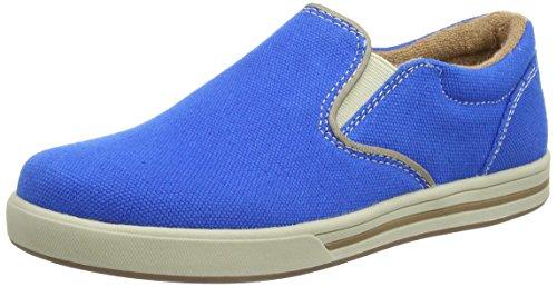 Florsheim Flipside Slip Jr, Mocassins Garçon Bleu (blue)