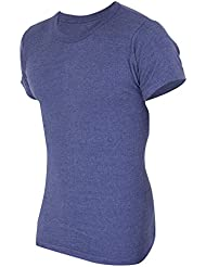 FLOSO - Camiseta interior térmica de manga corta con cuello redondo (Gama Estándar)
