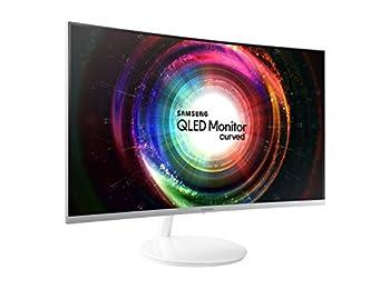 C32H711 32-inç  WQHD Quantum Dot Curved Monitor - LC32H711QEUXEN