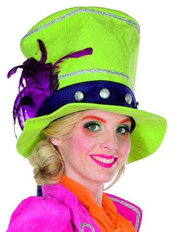 Rubie's Hutmacher Hut Accessoire Kostüm Karneval cracy verrückt