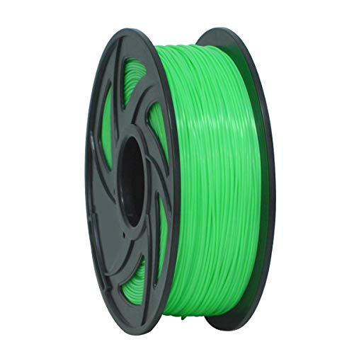 GEEETECH Filament PLA 1.75mm for 3D Drucker 1kg Spool, Grün