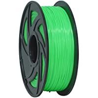 Geeetech 3D Filament, PLA Filament 1.75mm 1KG, High Quality Reliable 3D Printing Filament For 3D Printer, Color: Green preiswert