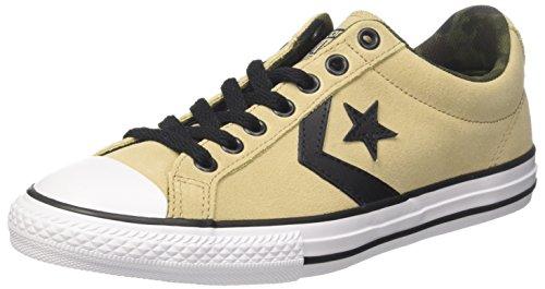 Converse Lifestyle Star Player Ox Suede, Chaussures de Fitness Mixte Enfant