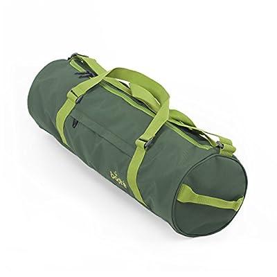 Yogatasche ASANA CITY BAG, groß & geräumig, Yogamattentasche mit abnehmbarem Schulterband und Handtrageband, spritzwasserfest