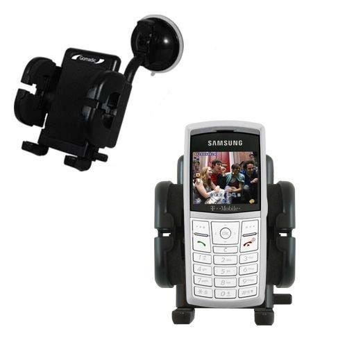 Samsung SGH-T519 Windschutzscheibenhalterung für KFZ / Auto - Cradle-Halter mit flexibler Saughalterung für Fahrzeuge