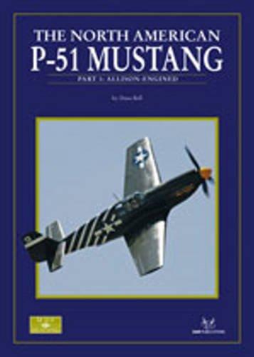 North American P-51 Mustang: Pt. 1 por Malcolm Lowe